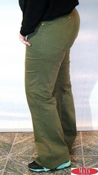 Vaquero mujer tallas grandes 08186