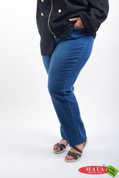 Vaquero mujer tallas grandes 20118