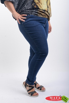 Vaquero mujer tallas grandes 20237
