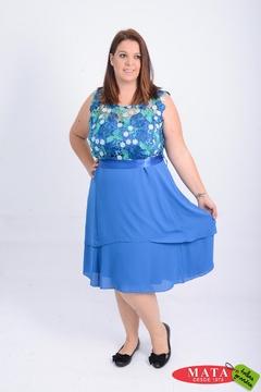 Vestido mujer 20921