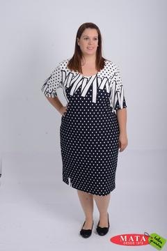 Vestido mujer 21138