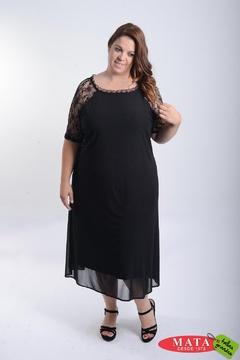 Vestido mujer 21365