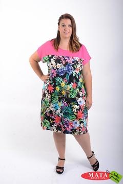 Vestido mujer 21514