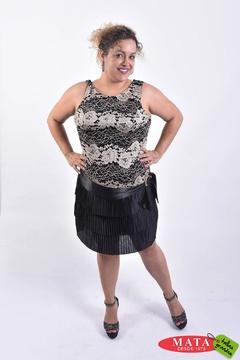 Vestido mujer 21611