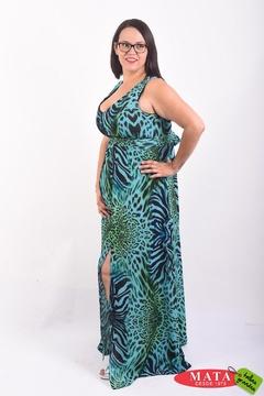Vestido mujer 21613
