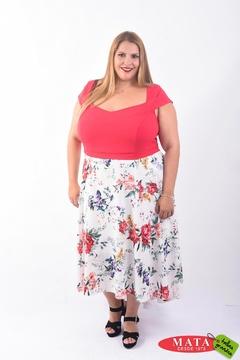 Vestido mujer 22325