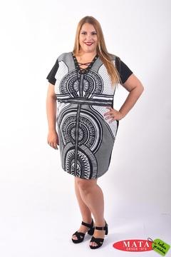 Vestido mujer 22421