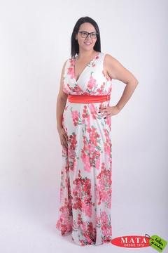 Vestido mujer 22509