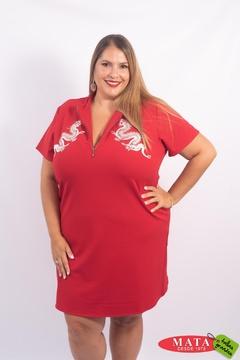 Vestido mujer 23009