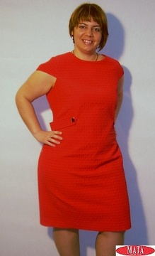 Vestido mujer diversos colores 14257