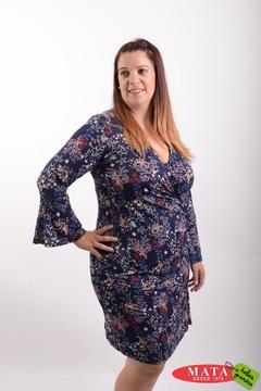 Vestido mujer diversos colores 20551