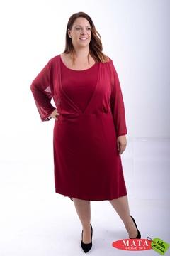 Vestido mujer diversos colores 20655