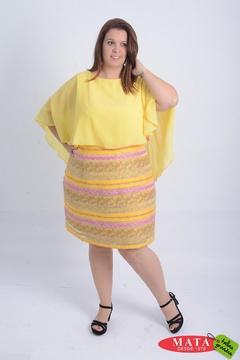 Vestido mujer diversos colores 21174