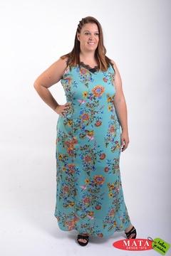 Vestido mujer diversos colores 21356