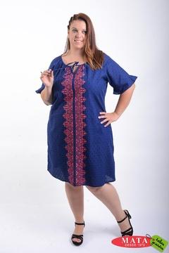 Vestido mujer diversos colores 21457