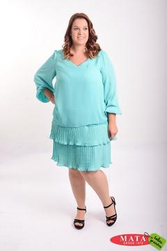 Vestido mujer diversos colores 21494