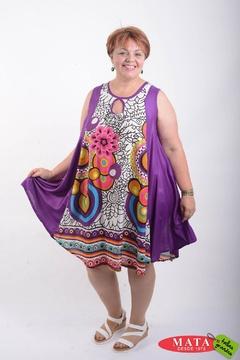 Vestido mujer diversos colores 21538