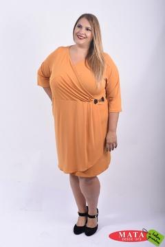 Vestido mujer diversos colores 21810