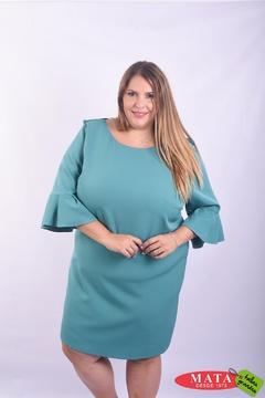 Vestido mujer diversos colores 22839