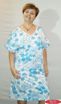 Vestido mujer tallas grandes 17467