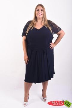 Vestido mujer tallas grandes 18820