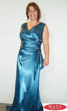 Vestido mujer tallas grandes 19012