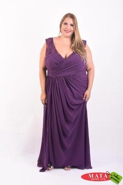 Vestido mujer tallas grandes 19840