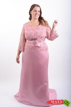 Vestido mujer tallas grandes 19842