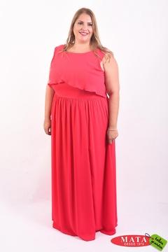 Vestido mujer tallas grandes 20321