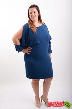 Vestido mujer tallas grandes 20580