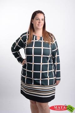 Vestido mujer tallas grandes 20600