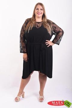 Vestido mujer tallas grandes 20656