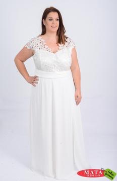 Vestido mujer tallas grandes 20918