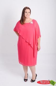 Vestido mujer tallas grandes 21043
