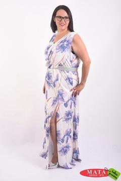 Vestido mujer tallas grandes 21612