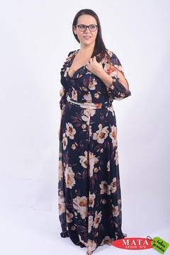 Vestido mujer tallas grandes 21800