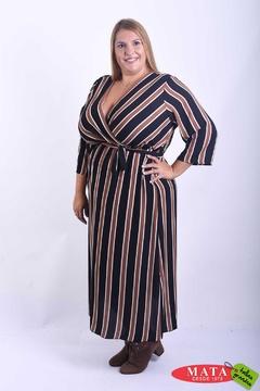 Vestido mujer tallas grandes 21918
