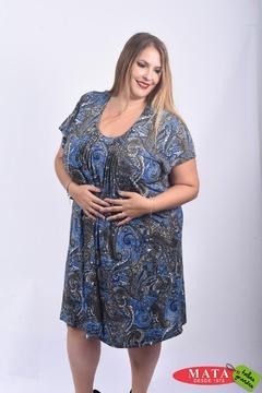 Vestido mujer tallas grandes 22212