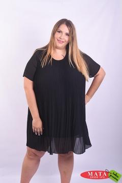Vestido mujer tallas grandes 22795