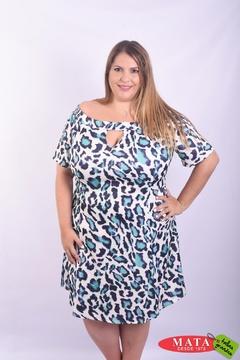 Vestido mujer tallas grandes 22825