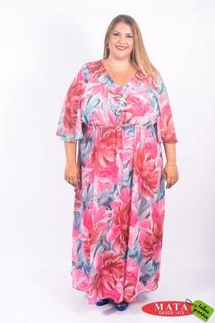 Vestido mujer tallas grandes 22845