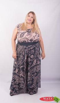 Vestido mujer tallas grandes 23495