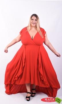 Vestido mujer tallas grandes 23497