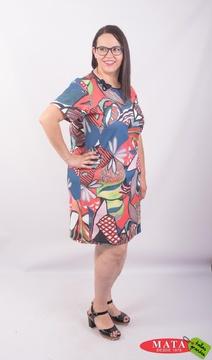 Vestido mujer tallas grandes 23564