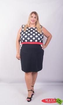 Vestido mujer tallas grandes 23577