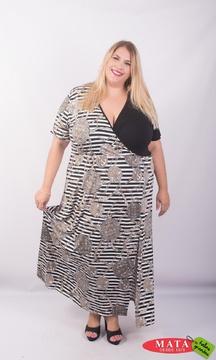 Vestido mujer tallas grandes 23581