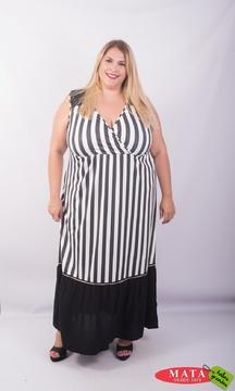 Vestido mujer tallas grandes 23583