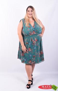 Vestido mujer tallas grandes 23732