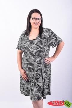 Vestido mujer tallas grandes 23762