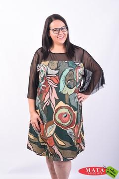 Vestido mujer tallas grandes 23818